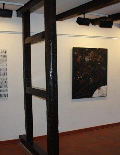 """""""Ich möchte einmal aus dem Rahmen fallen"""", Schollbrockhaus Herne, Dezember 2012"""