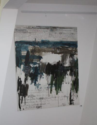 """""""Ich kann Weiß nicht mehr sehen"""", Ausstellung """"miteinandernebeneinander"""", 2011/12"""