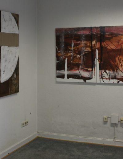 "Atelier-Ausstellung ""Last of the Summer Wine"" 2011"
