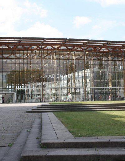 """""""nebeneinandermiteinander"""" in der Akademie """"Mont-Cenis"""", Herne, Nov. 2011 bis Jan. 2012"""